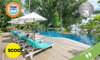 Phuket: From $599 Per Person for 8N at Paradise KohYao and 1N at Marina Express-Aviator-Phuket Airport with Flights
