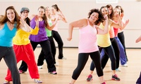 Four One-Hour Zumba Classes with Zumba Natalie