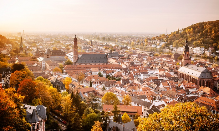 7-Day Germany Vacation w/ Air and Car Rental from Gate 1 Travel