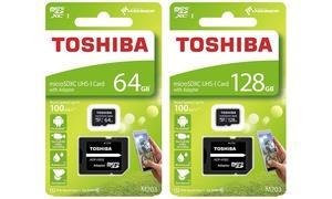 Micro SD Toshiba 64 ou 128 Go