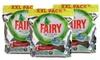 210x Fairy Platinum Dishwashing Caps