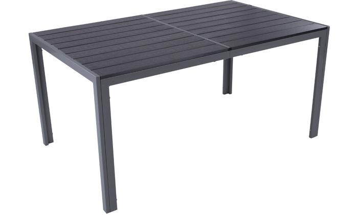 Tavolo In Alluminio Per Esterno.Tavolo In Alluminio Per Esterno Groupon