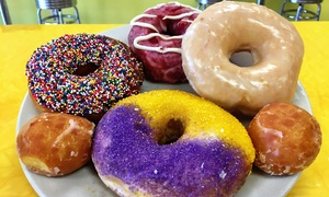50% Off at Mr. Ronnie's Famous Hot Donuts at Mr. Ronnie's Famous Hot Donuts, plus 6.0% Cash Back from Ebates.