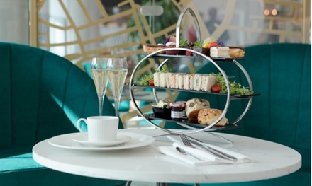 Choice of Afternoon Tea for Up to 4 at Halo Restaurant at The 4* Hilton London Islington Hotel