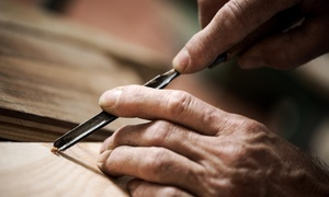 The DIY Joint: $60 for One Woodworking or DIY Classat The DIY Joint ($90 Value)