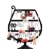 Trend Matters Cup-Shaped Jewelry and Earring Organizer