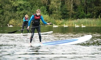 Two-Hour Paddleboarding Session for One or Two at Devon Windsurf & Canoe Centre (Up to 58% Off)