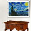 Van Gogh Masterpieces on Enhanced Matte Paper