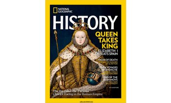66% Off National Geographic History Magazine Subscription