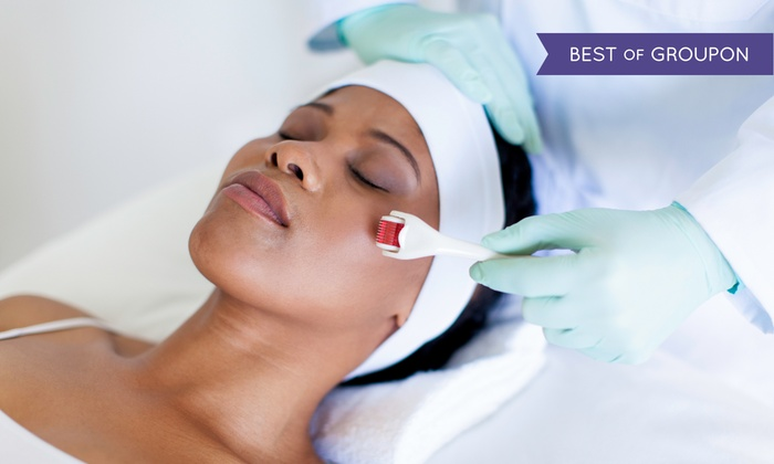 McLean Dermatology and Skincare Center - Tysons Corner: $254 for Eclipse Micro-Needling with Facial Numbing ($700 Value)
