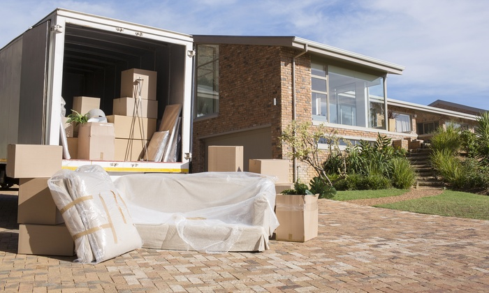 Quinn Moving - Dallas: $89 for Two Hours of Moving Services from Quinn Moving ($210 Value)