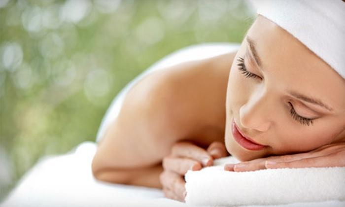 Planet Beach Contempo Spa - Petaluma: $49 for Three Massages, Luminous Facials, and Hydro-Derma Fusion Treatments at Planet Beach Contempo Spa ($360 Value)
