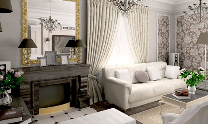 DLT Interiors - New York: $89 for a 90-Minute In-Home Interior Design Consultation with DLT Interiors ($525 Value)