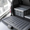 Collapsible Car Trunk Organizer Picnic Basket Storage Box