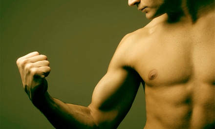 $25 for a Testosterone and PSA-Level Screening at Genesis Weight and Age Management ($299.99 Value)