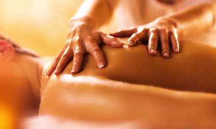 Relaxation Oil Massage Package: 60 ($45), 75 ($59) or 120 Minutes ($79) at Happy Foot & Body Massage (Up to $130 Value)