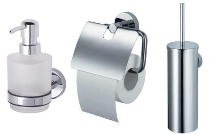 Haceka Kosmos Bathroom Accessories