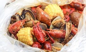 I See Food: Cajun Food and Seafood for Two or Four at I See Food (40% Off)