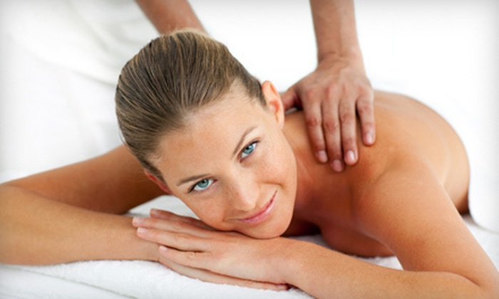 CR Fitness & Spa - North Ridge: One or Three 60- or 90-Minute Massages at CR Fitness & Spa (Up to 60% Off)