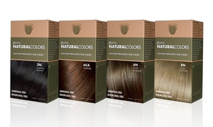ONC Natural Colors Hair Dye with Organic Ingredients