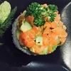 Menú degustación japonés