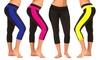 Women's Active Capris: Women's Active Capris