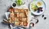 Authentic Mediterranean Pie with Drinks, Covent Garden