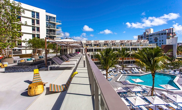 The Gates Hotel South Beach - A DoubleTree by Hilton | Groupon
