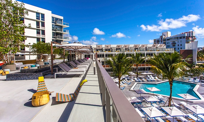 Modern Boutique Hotel in South Beach