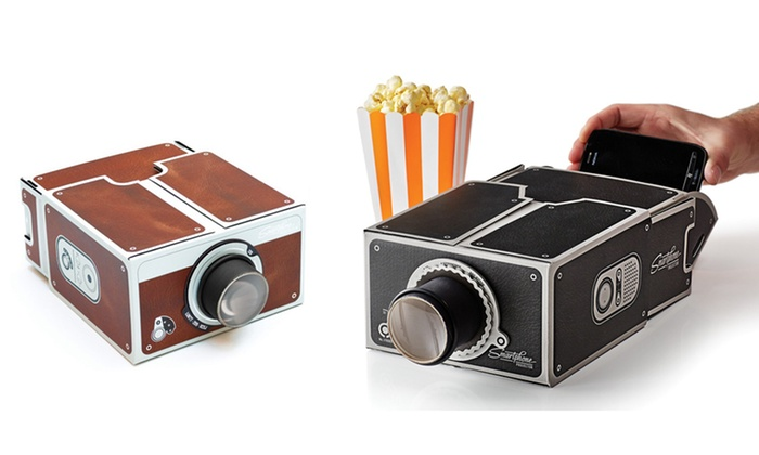 MARGOUN GENERAL TRADING - Merchandising (AE): Smartphone Projector from AED 129 (Up to 57% Off)