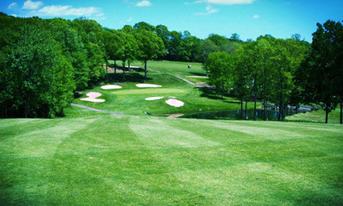 Laurel View Country Club - Hamden: 18-Hole Round of Golf for Two or Four with Cart Rental and Range Balls at Laurel View Country Club (Up to 61% Off)