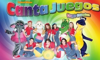 Entrada para Canta Juegos con el Grupo Golosina el 5 y 6 de noviembre en el Auditorio del Colegio San Gabriel por 9,90 €