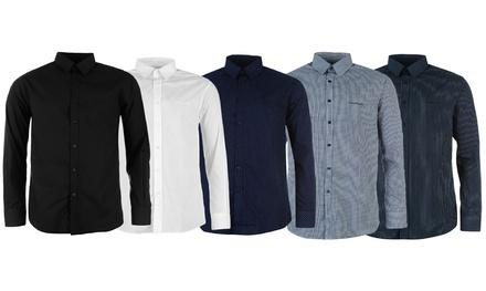 Pack de 1 ou 2 chemises Pierre Cardin pour homme