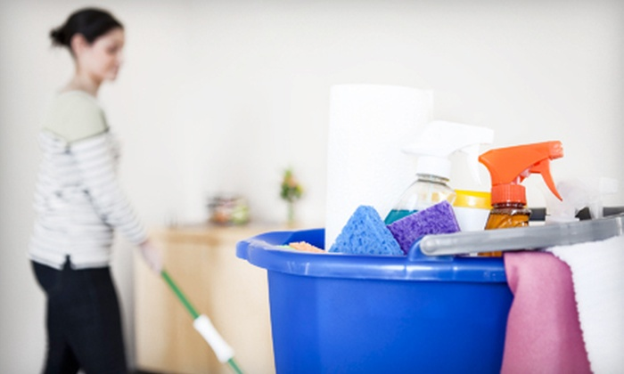 Messmasters Cleaning Service - Northeast Arcadia Lakes: One, Three, or Five Two-Hour Housecleaning Sessions with Two Cleaners from Messmasters Cleaning Service (Up to 65% Off)