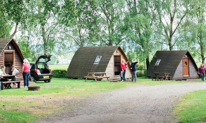 The trossachs mains farm wigwams