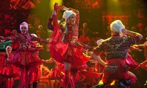 """Ms Entertainment GmbH: 2 Tickets für die spektakuläre Ballett-Show Todes """"Wilde Träume"""" mit Stunts und Tänzen von Alla Duhova (50% sparen*)"""