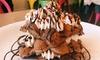Waffle or Pancake with Milkshake