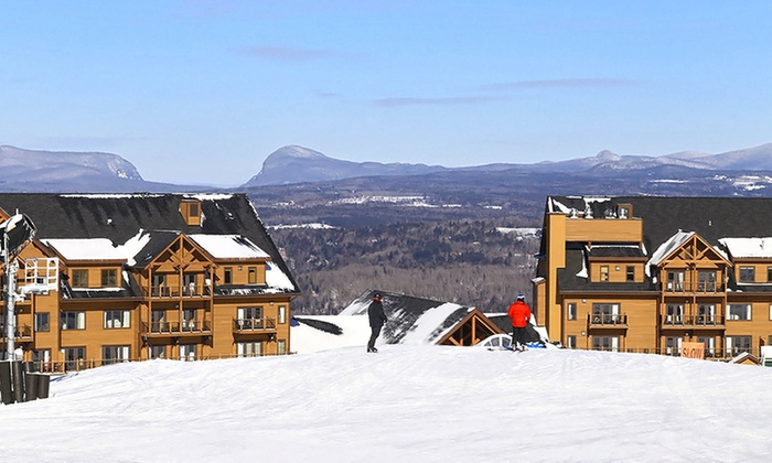 Ski Lodge at Burke Mountain
