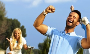 Playgolf Colchester: Summer Golf Day Package for Two or Four at Playgolf Colchester (56% Off)