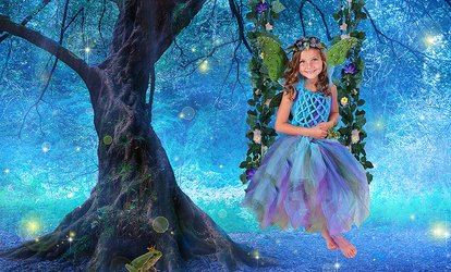 Image Placeholder For 87 Off A Kids Fairy Tale Photo Shoot