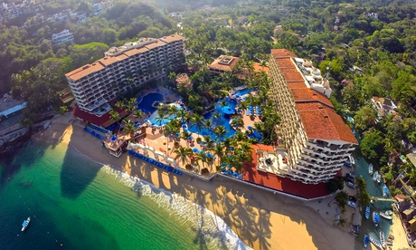 All-Inclusive Stay for Two at the 4-Star Barceló Puerto Vallarta in Mexico, with Dates into December. ee493a32-db48-4059-9c15-6aa3fe66fe70
