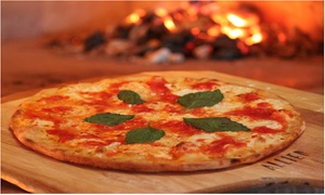San Giuseppe Coal Fired Pizza & Cucina: Authentic Italian Food and Pizza at San Giuseppe Coal-Fired Pizza & Cucina (50% Off)