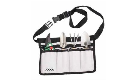 Cinturón de jardinería con herramientas Jocca por 9,99 € (50% de descuento)