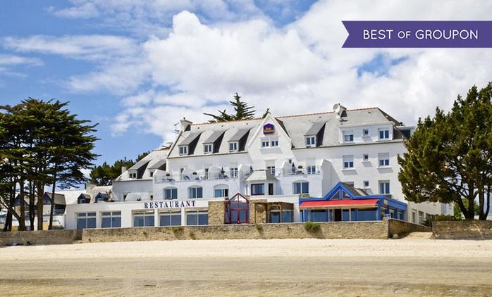 Finistère : 1 à 3, 5 ou 7 nuits avec petit déjeuner et dîner en option à l'hôtel Mona Lisa Cap Coz pour 2 personnes