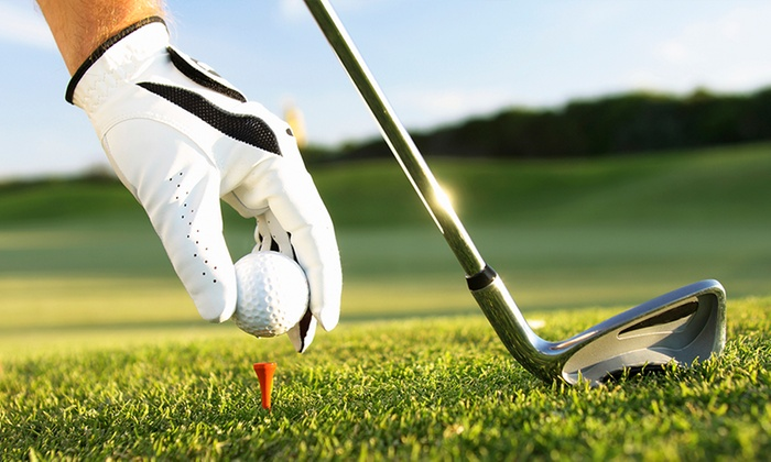 Arrowhead Golf Course - Lowell: 9- or 18-Hole Rounds of Golf at Arrowhead Golf Course (Up to 49% Off). Two Options Available.