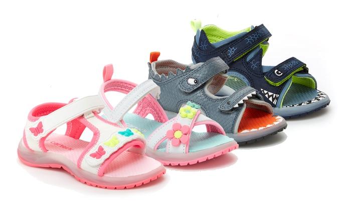 Carter's Kids Light-Up Sandals (Size 10