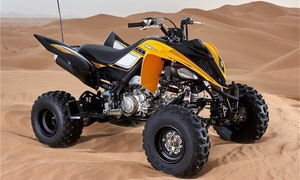 Red Dunes Tourism llc: 30- or 60-Minute Quad Biking for One or Two with Red Dunes Tourism
