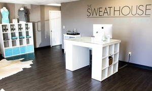 Up to 62% Off Infrared Sauna Sweat Sessions at The Sweat House at The Sweat House, plus 6.0% Cash Back from Ebates.