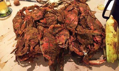 Fresh <strong>Seafood</strong> for Two or Four at Maryland Blue Crab Crab House (Up to 46% Off)