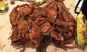 Fresh Seafood For Two Or Four At Maryland Blue Crab Crab House (up To 43% Off)